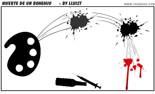 muerte-de-un-bohemio